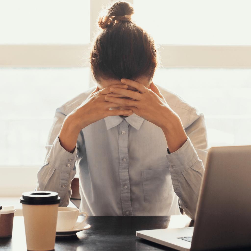 Erschöpfung, Burnout, Stress