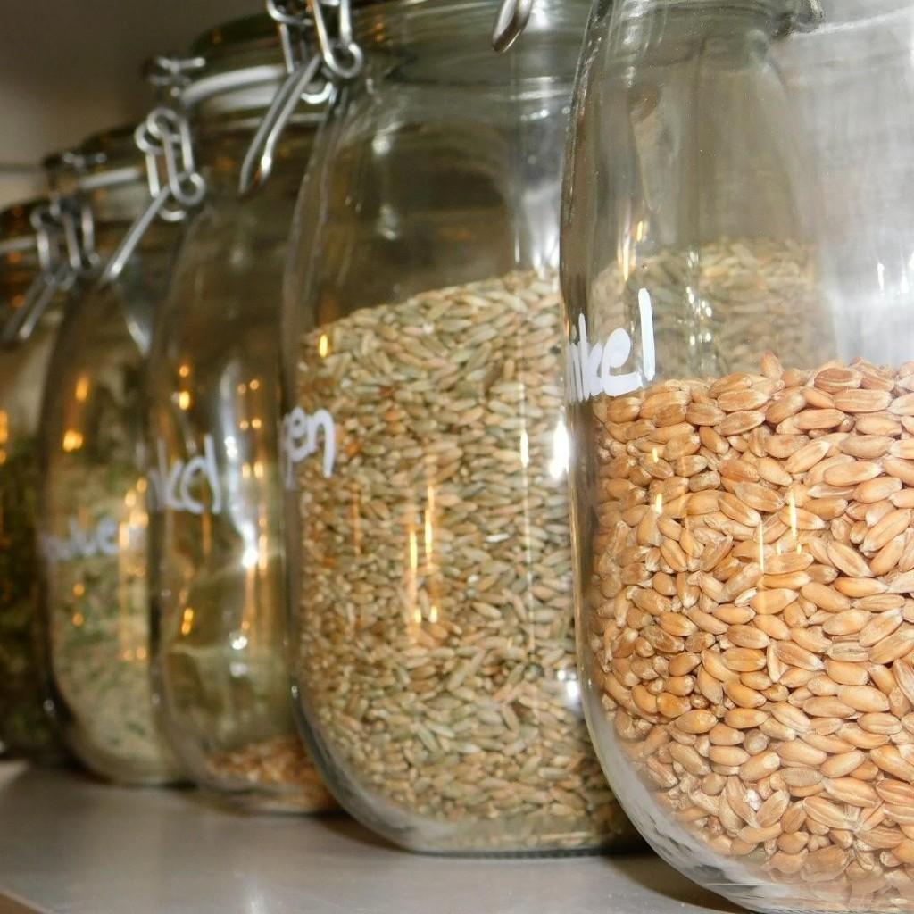 Getreide – Vollwertkost